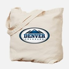 Denver Rockies Tote Bag