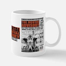 Front Page Cthulhu Mug