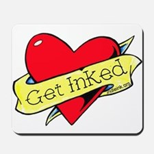 Get Inked Mousepad