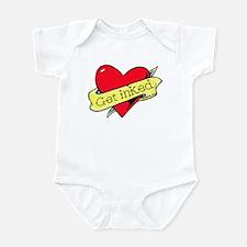Get Inked Infant Bodysuit