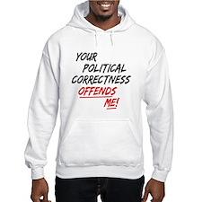 political correctness Hoodie