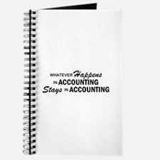Whatever Happens - Accounting Journal