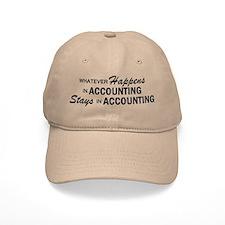 Whatever Happens - Accounting Baseball Cap