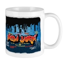 New York Grafitti Mug