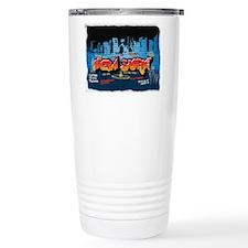 New York Grafitti Travel Mug