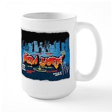 New York Grafitti Mug