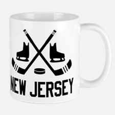 New Jersey Hockey Mug