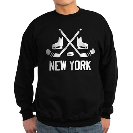 New York Hockey Sweatshirt (dark)