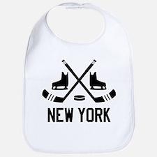New York Hockey Bib