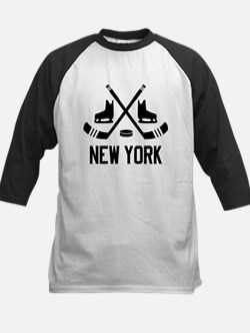 New York Hockey Tee