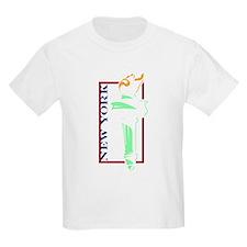 New York Liberty Torch T-Shirt