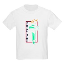 New York Liberty Torch T-Shirt