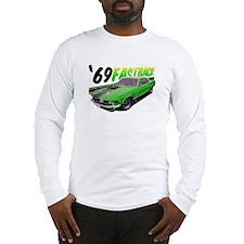 69 Fastback Mustang Long Sleeve T-Shirt