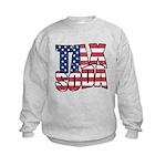 Tax Soda! Kids Sweatshirt