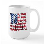 Tax Soda! Large Mug