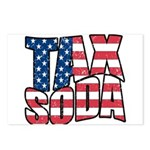 Tax Soda! Postcards (Package of 8)