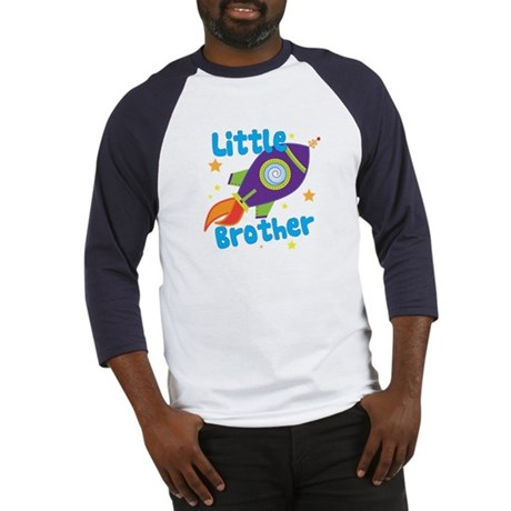 Little Brother Rocket Baseball Jersey