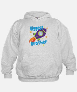 Biggest Brother Rocket Hoodie