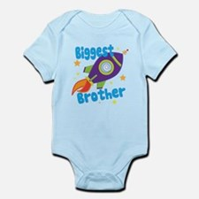 Biggest Brother Rocket Infant Bodysuit