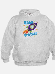Baby Brother Rocket Hoodie