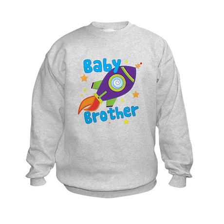 Baby Brother Rocket Kids Sweatshirt