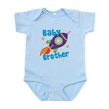 Baby Brother Rocket Infant Bodysuit