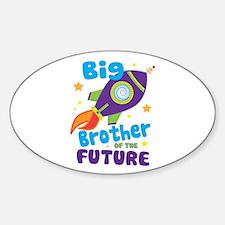Future Big Brother Decal