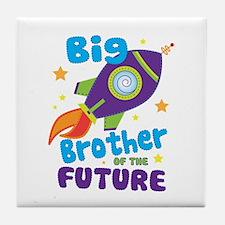 Future Big Brother Tile Coaster