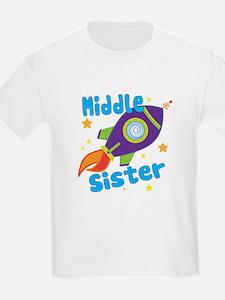 Middle Sister Rocket T-Shirt