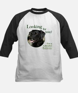 Looking for Love Kids Baseball Jersey