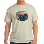 St Francis #2/ Bouvier Light T-Shirt