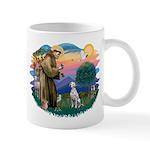 St Francis #2/ Dalmatian Mug