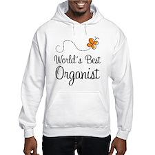 Worlds Best Organist Hoodie