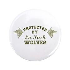 "twilight La Push Wolves armygreen 3.5"" Button"