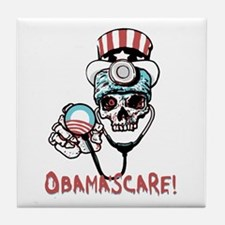 Repeal ObamaCare Tile Coaster