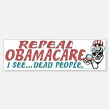 Repeal ObamaCare Sticker (Bumper)