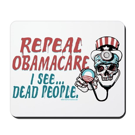 Repeal ObamaCare Mousepad