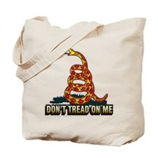 Cute Don%27t tread on me Tote Bag