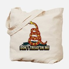 Cute Tread on me Tote Bag