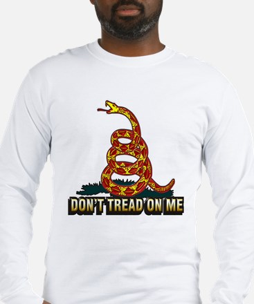 Unique Tread me Long Sleeve T-Shirt
