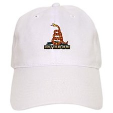 Cute Tread me Baseball Cap