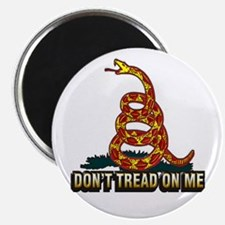 """Cute Don%27t tread me 2.25"""" Magnet (10 pack)"""