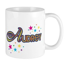 Audrey Mug