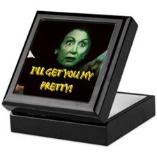 I'LL GET YOU MY PRETTY! Keepsake Box
