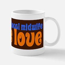 Make Love - Mug