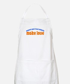 Make Love - Apron
