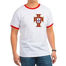 T Portuguese Football Crest