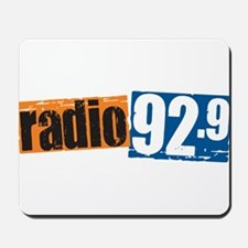 Radio 92.9 Mousepad