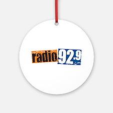 Radio 92.9 Ornament (Round)