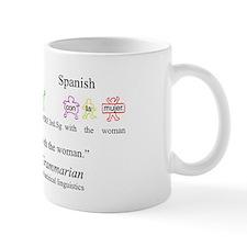SpecGram Spanish Typology Mugs